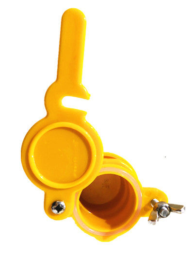Honey Extractor Accessory  Honey Gates Yellow Color For Beekeeping